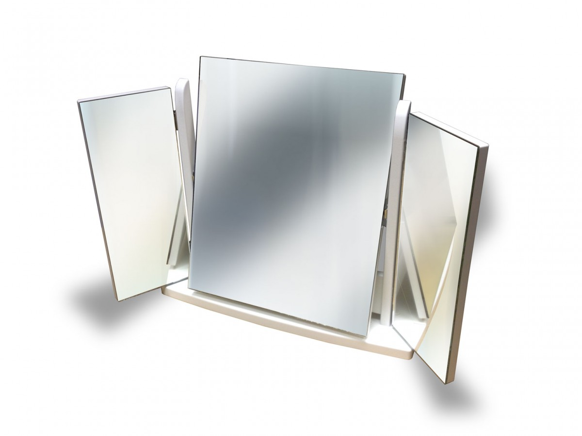 Plaza Triple Mirror