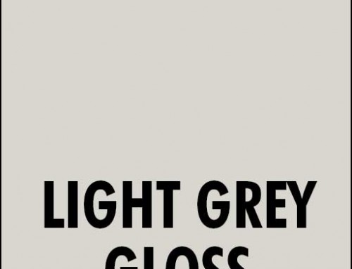 Light Grey Gloss